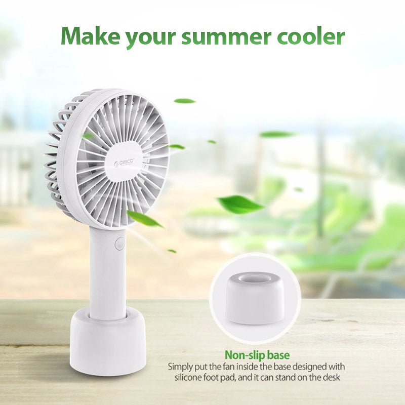 Portable Mini USB Charging Fan