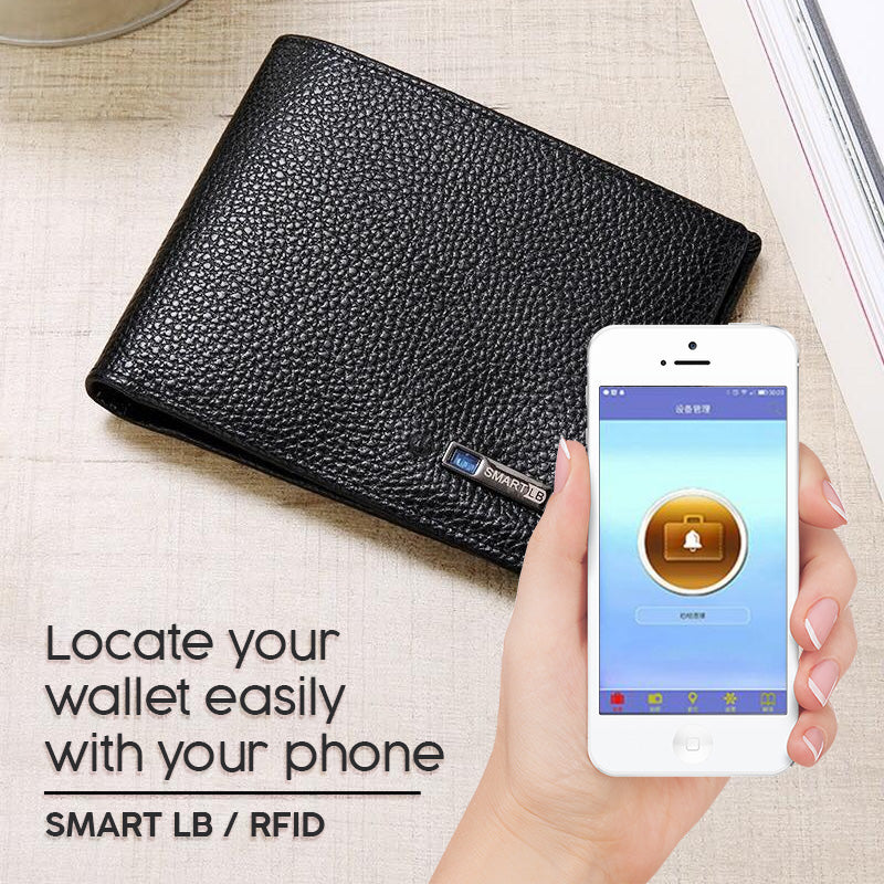Smart Bluetooth Wallet