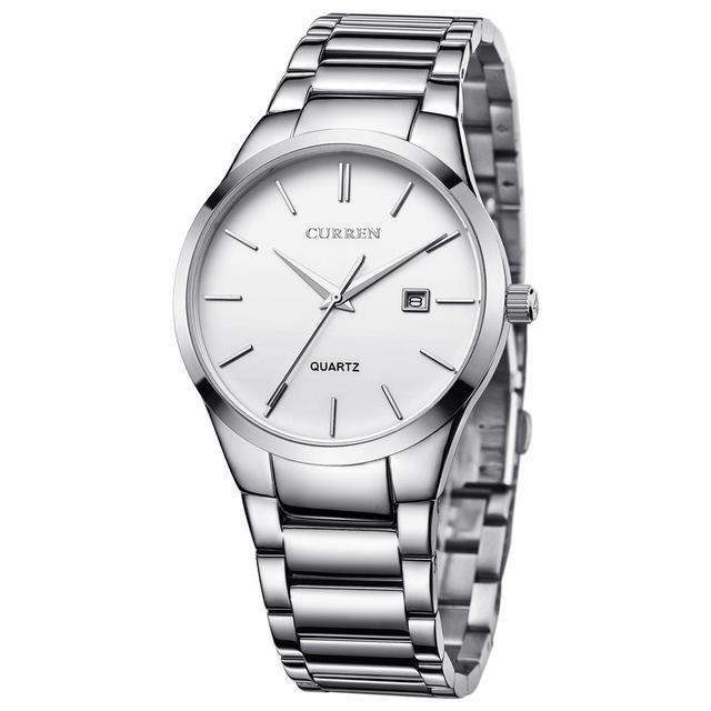 Simply Sophisticated Men's Quartz Watch
