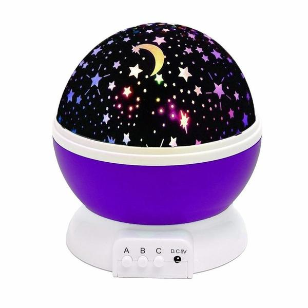 LED Starscape Nightlight