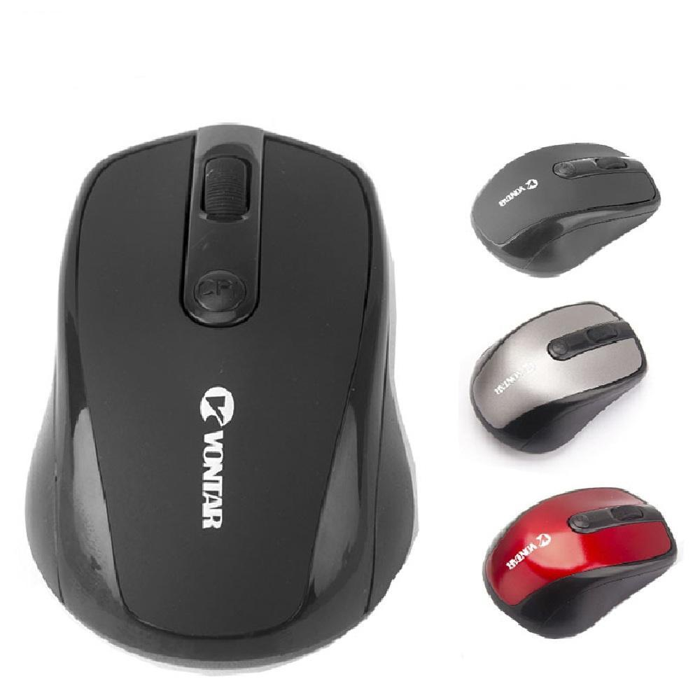 USB Wireless Optical Mouse For PC & Android