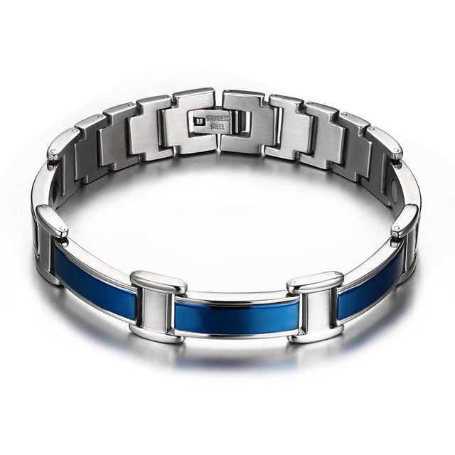 Magnetic Germanium Bracelet