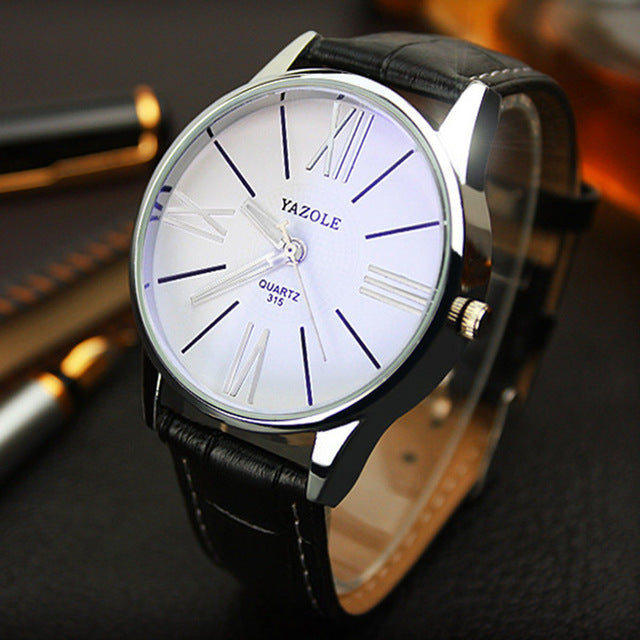 Luminous Quartz Watch