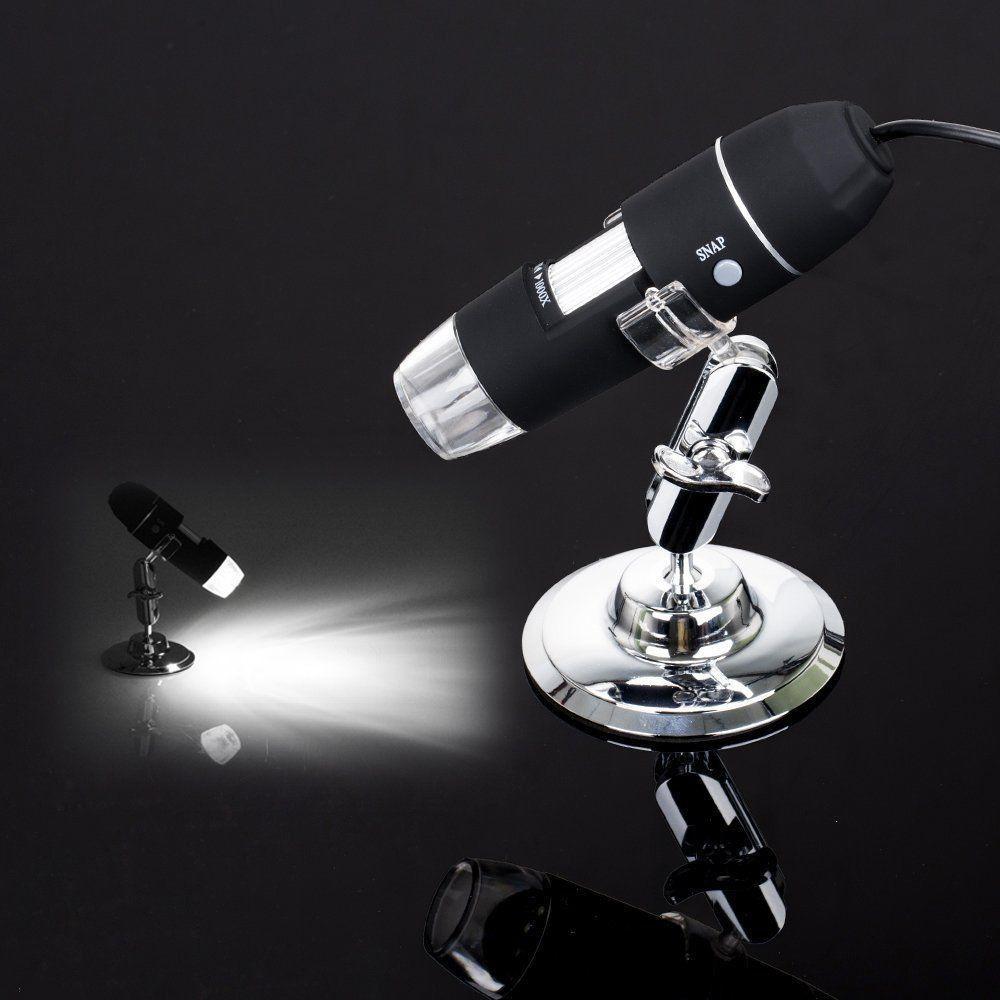 Portable Electronic Microscope