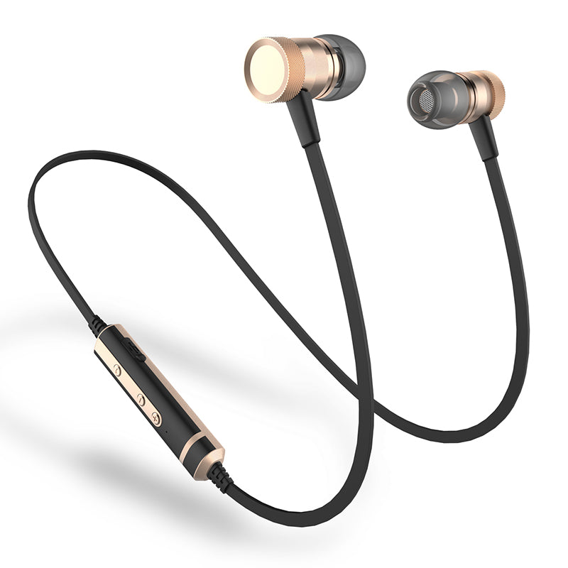 Bluetooth Earphone With Mic and Bass Boost