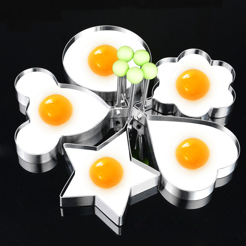 Creative Egg Frying Mold