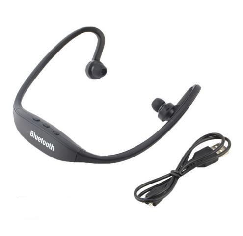 Sport Bluetooth Earphone With SD Card Slot