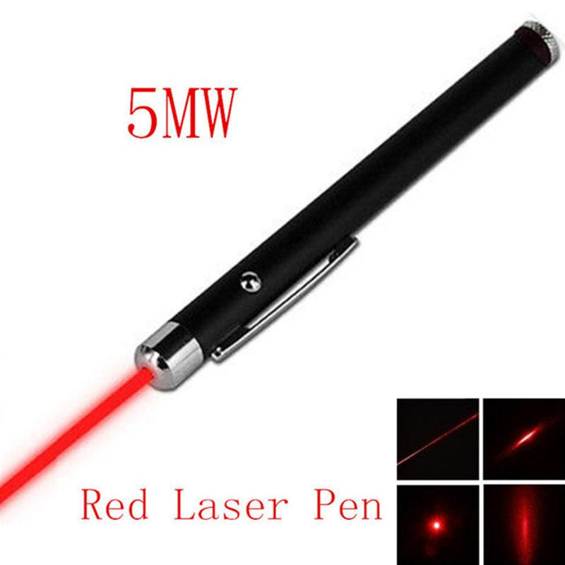 Portable Red Laser Pointer Pen