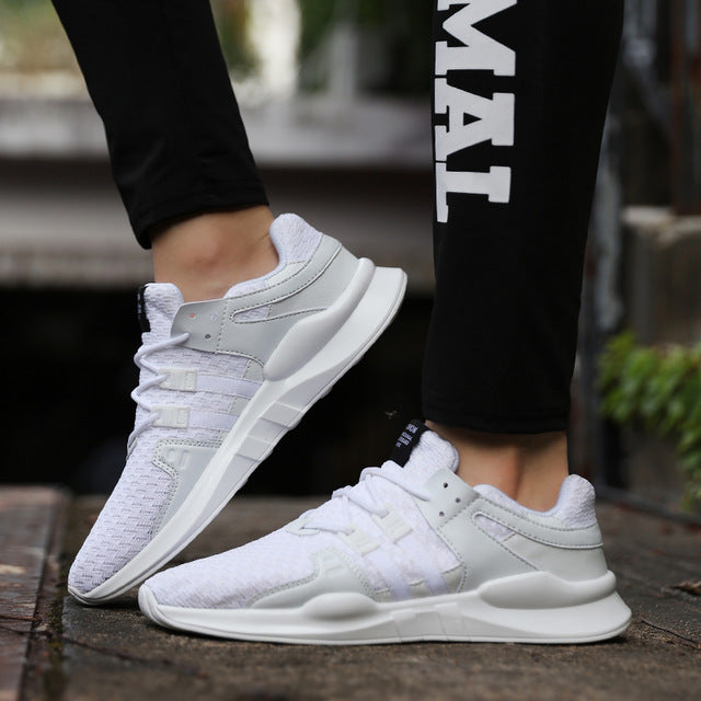 Trendy Mesh Fashion Sneakers