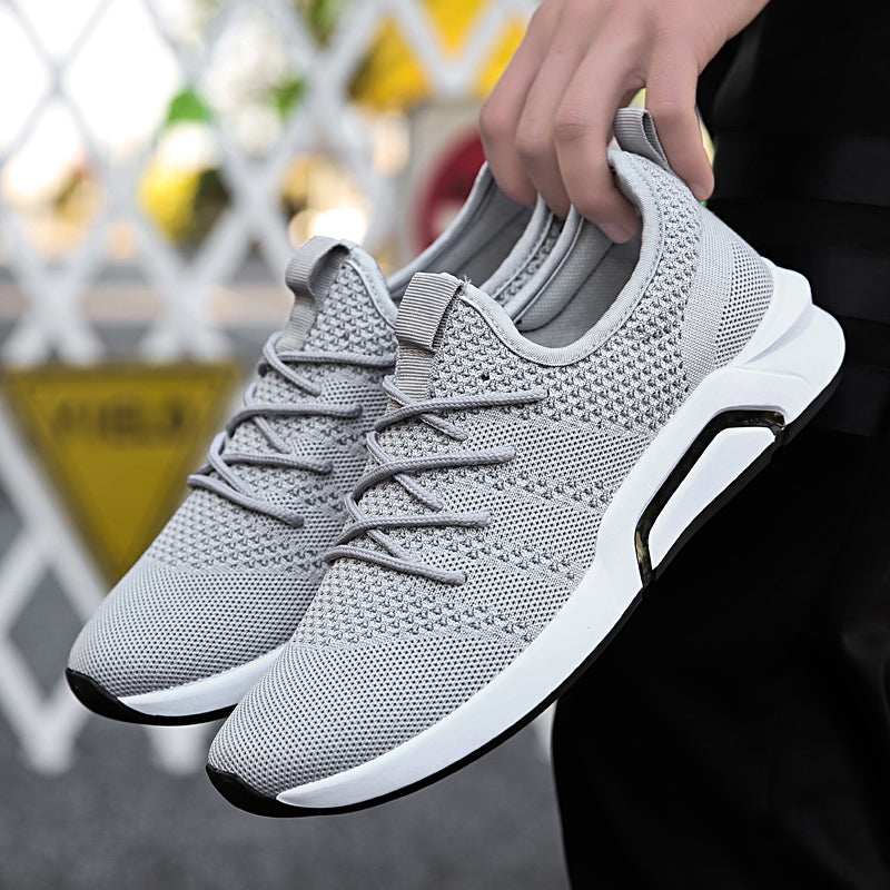 Soft Sole Mesh Breathable Sneakers
