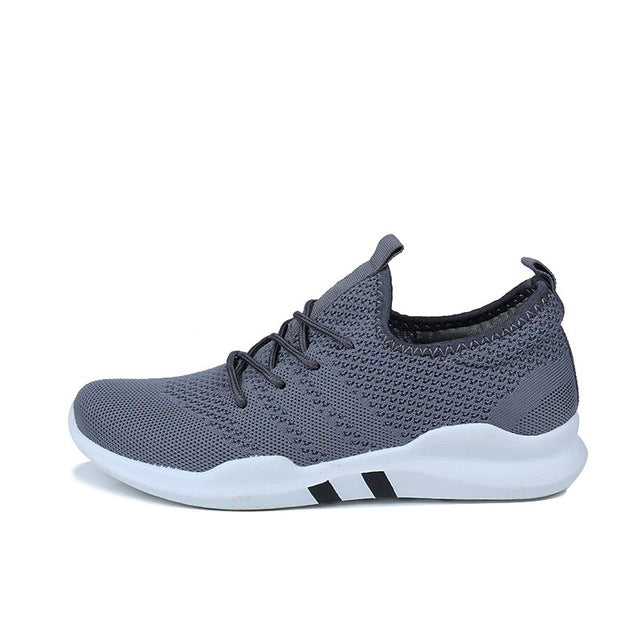 Comfort-line Mesh Fashion Sneakers