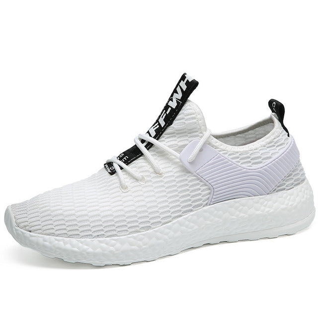Comfortable Breathable Mesh Fashion Sneakers