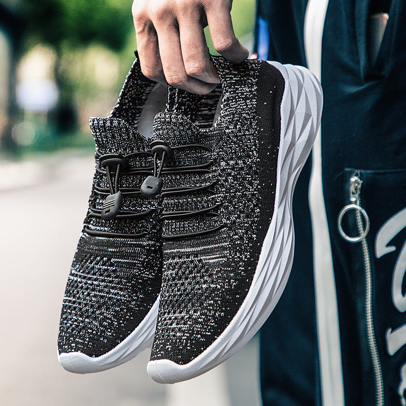 Brethable Lightweight Mesh Fashion Sneakers
