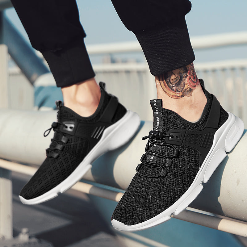 Easy On Mesh Fashion Sneakers