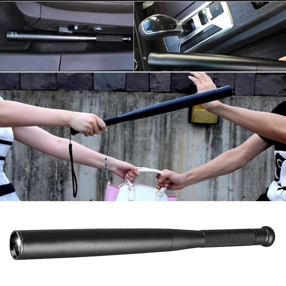 LED Self Defense Baseball Bat
