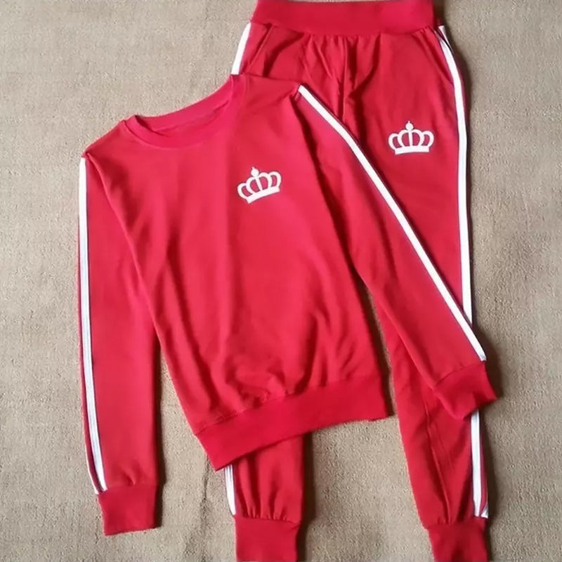 Crown Track Suit
