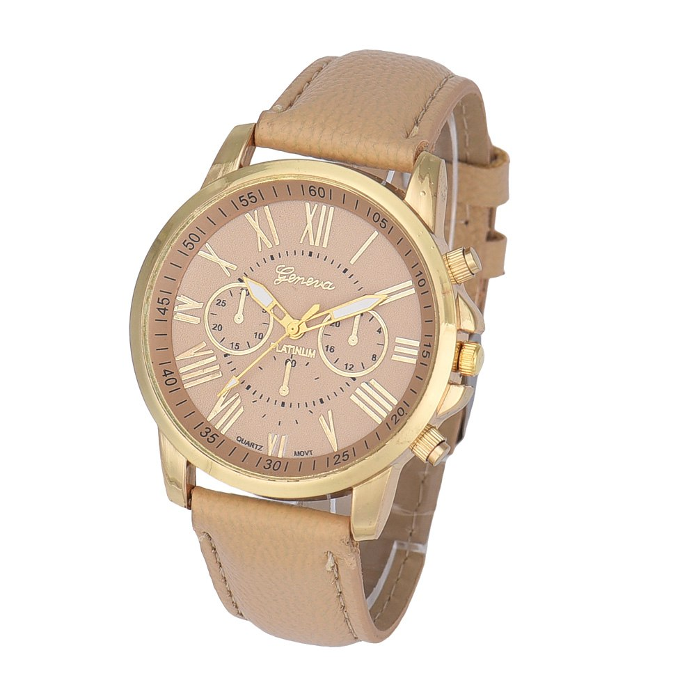 Ladies Roman Numeral Quartz Watch