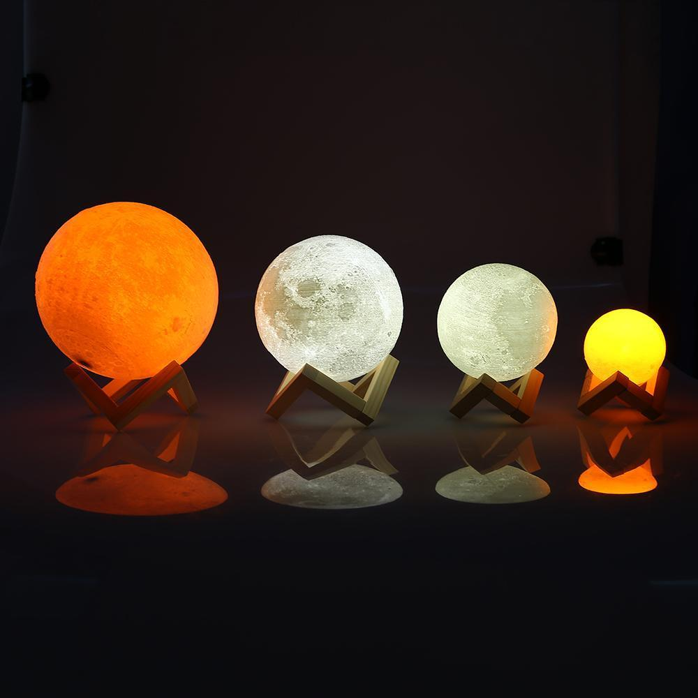 LED Luna Lamp