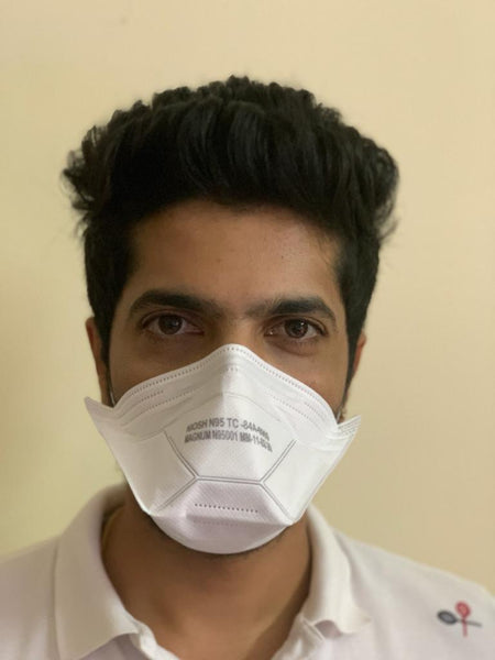 The London Mask - N95 Health Face Mask
