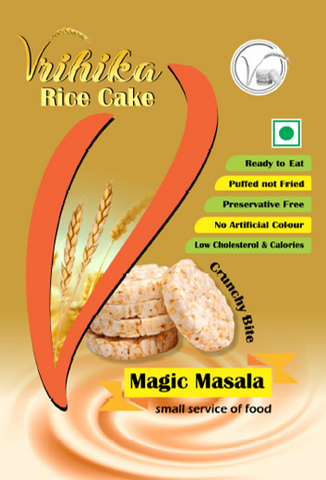 Rice Cake - Magic Masala