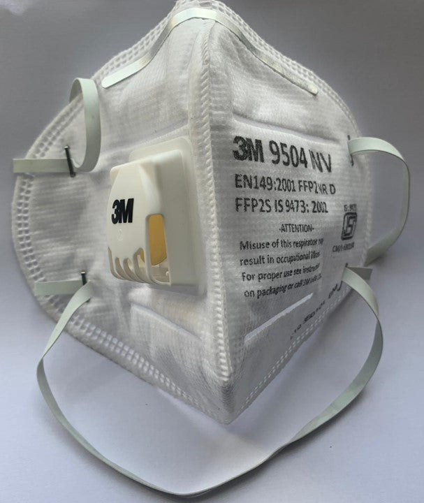 The London Mask - 3M 9504 Respirator Mask