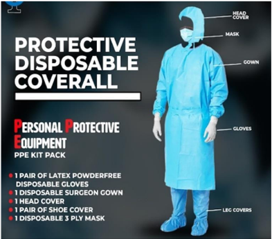 PPE Kit Option 1
