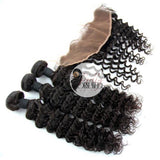Deep Curly Frontal and Bundle