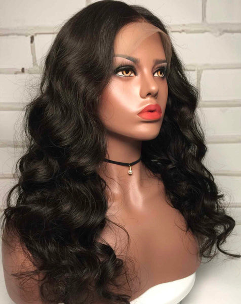 Mone' Full Lace Wig