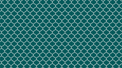 Aladdin In Emerald art deco and geometric wallpaper from Pattern and Picture