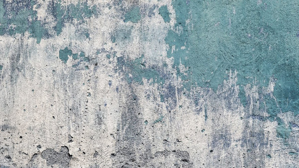Blue Concrete Wash texture effect wallpaper from Pattern and Picture