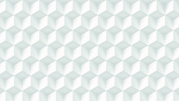 Cubic Wall -  unique single-piece wallpaper from Pattern and Picture