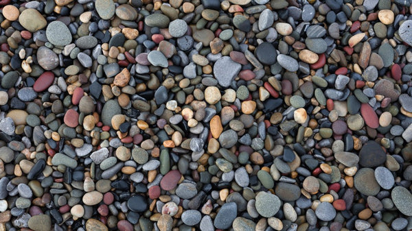 Pebbly Beach Colour texture effect wallpaper from Pattern and Picture