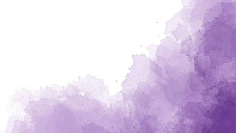Purple Falling - single-piece wallpaper from Pattern and Picture