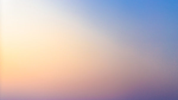 Sunset Angle Fade - single-piece wallpaper from Pattern and Picture