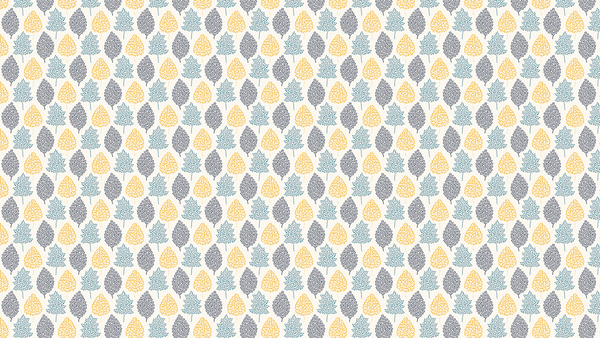 A woodland wallpaper from Pattern and Picture (mock)