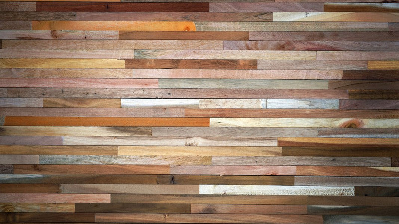 Timber Wall texture effect wallpaper from Pattern and Picture