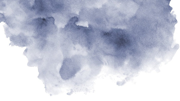 Watercolour Cloud - single-piece wallpaper from Pattern and Picture