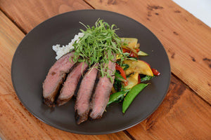 Grass Fed Beef Stir Fry