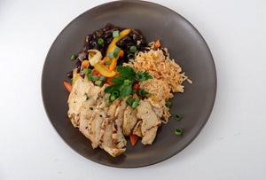 Chicken Fajitas (Thursday 2/20 Delivery)