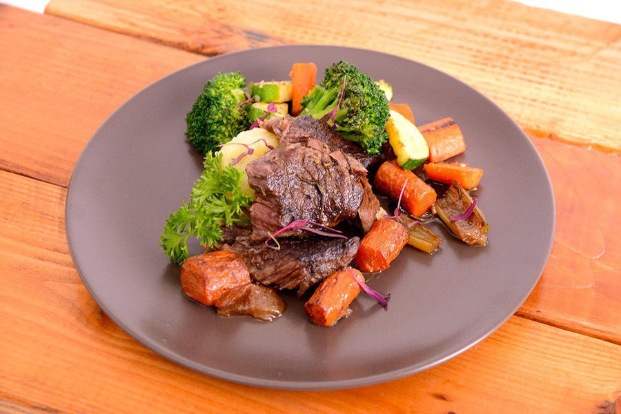 Grass Fed Chuck Wagon Roast (Thursday 2/20 Delivery)