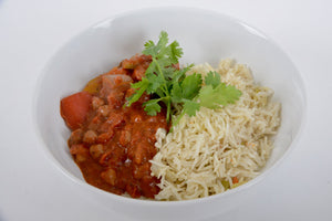 Plant Based Chickpea Tikka Masala (Thursday 2/20 Delivery)