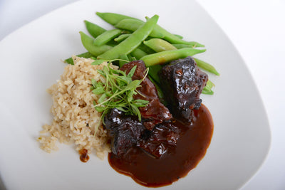 Grass Fed Asian Braised Beef