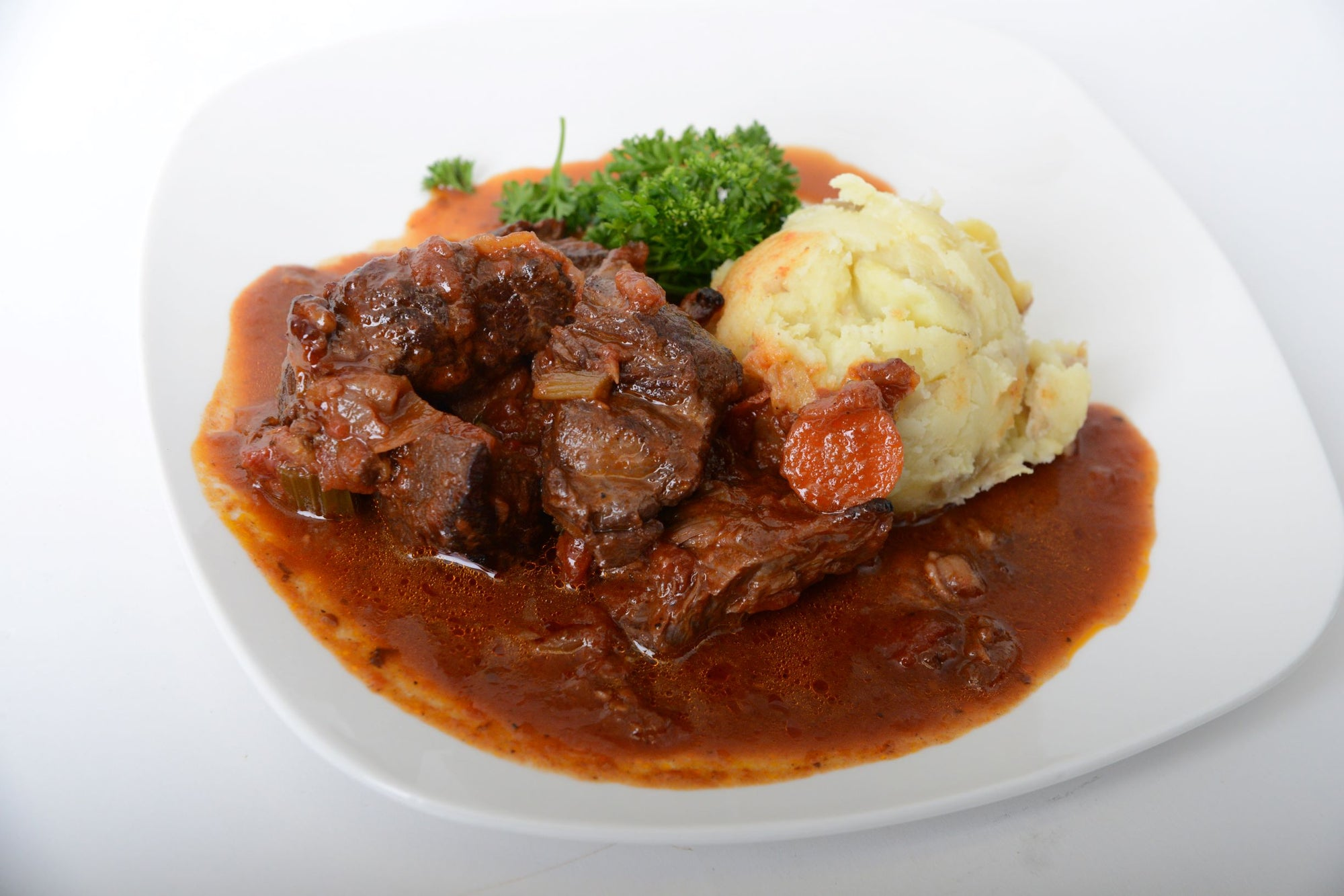 Grass Fed Beef Bourguignon (Monday 4/26 Delivery)
