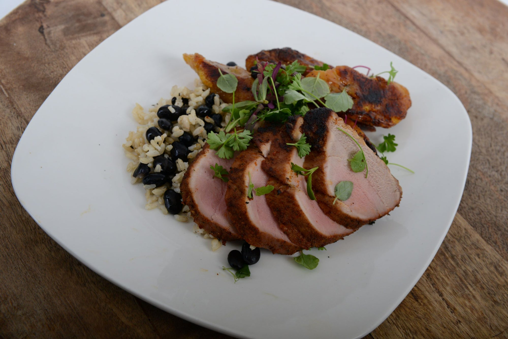Mojo Cuban Pork Tenderloin
