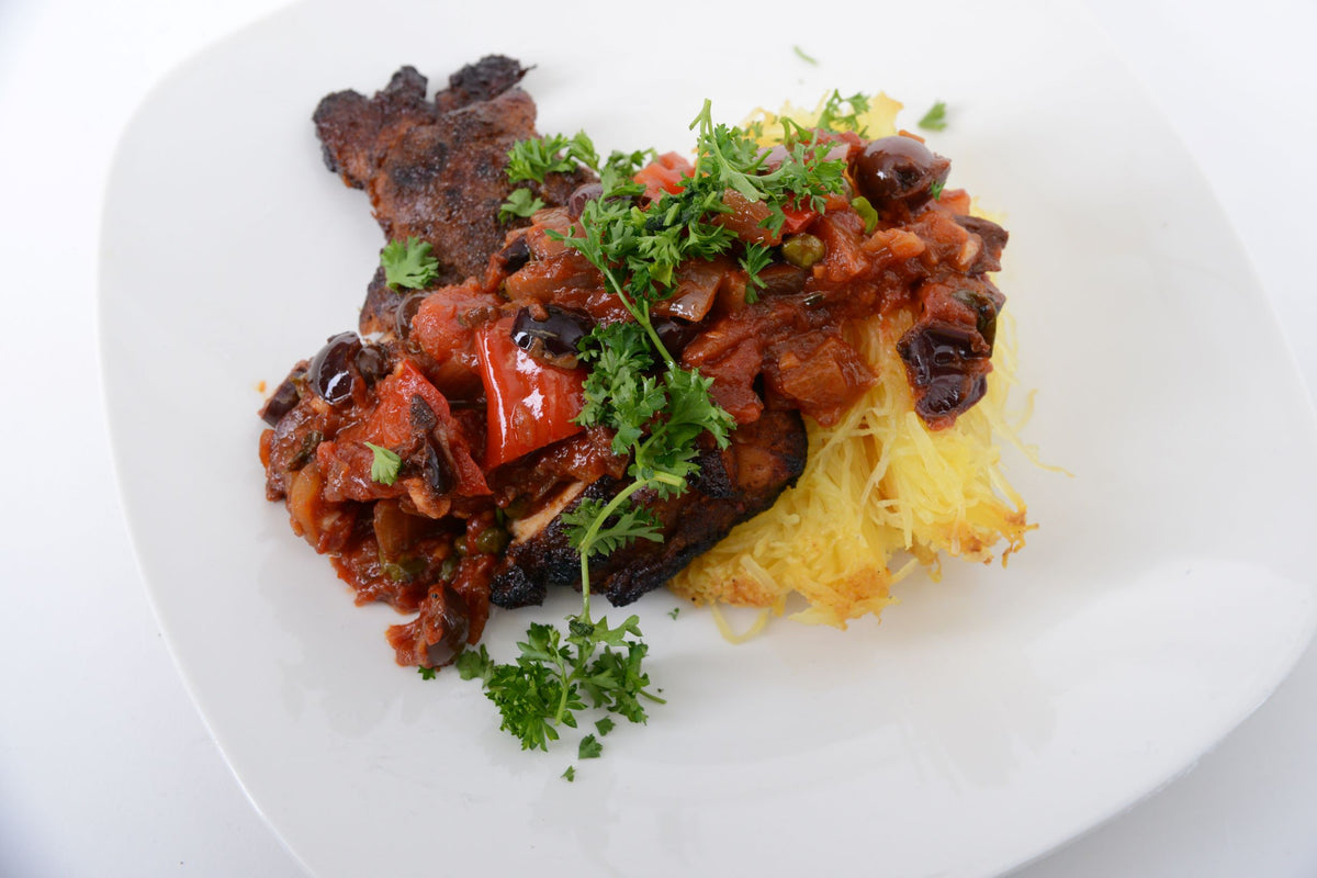 Chicken Cacciatore (Thursday 4/2 Delivery)