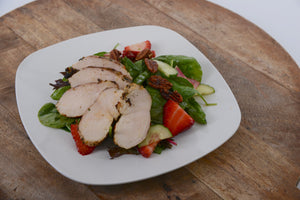 Spring Salad with Chicken Breast