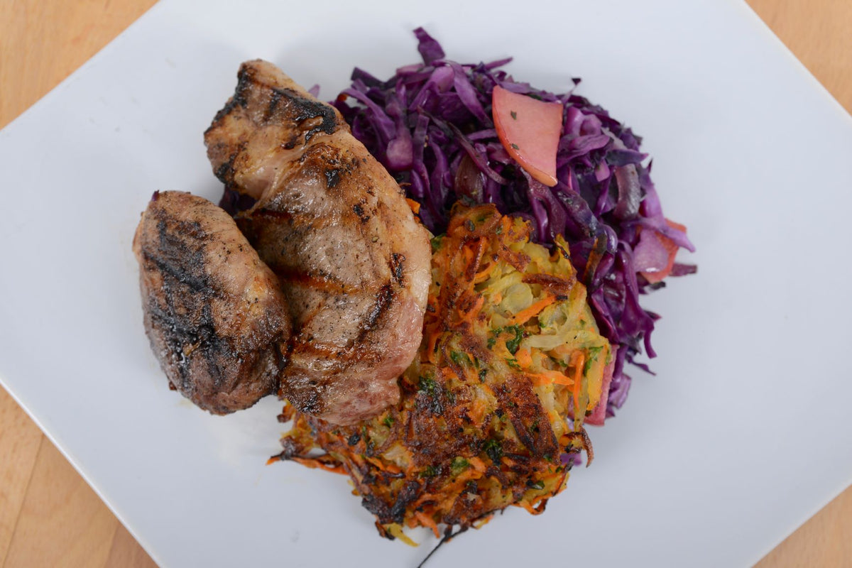 All Natural Grilled Pork Chop (Monday 2/1 Delivery)