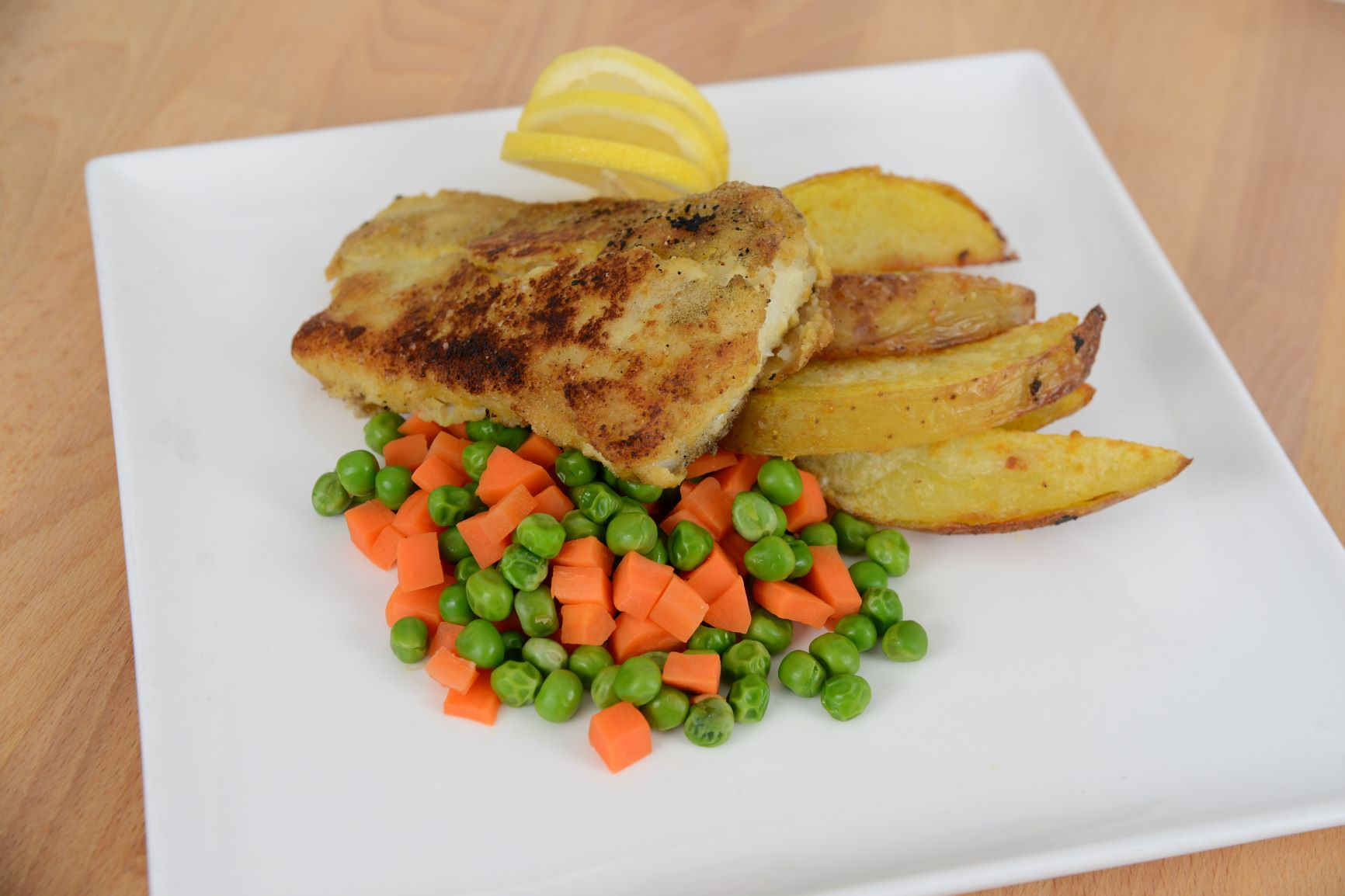 Gluten Free Cobia & Chips (Thursday 4/22 Delivery)