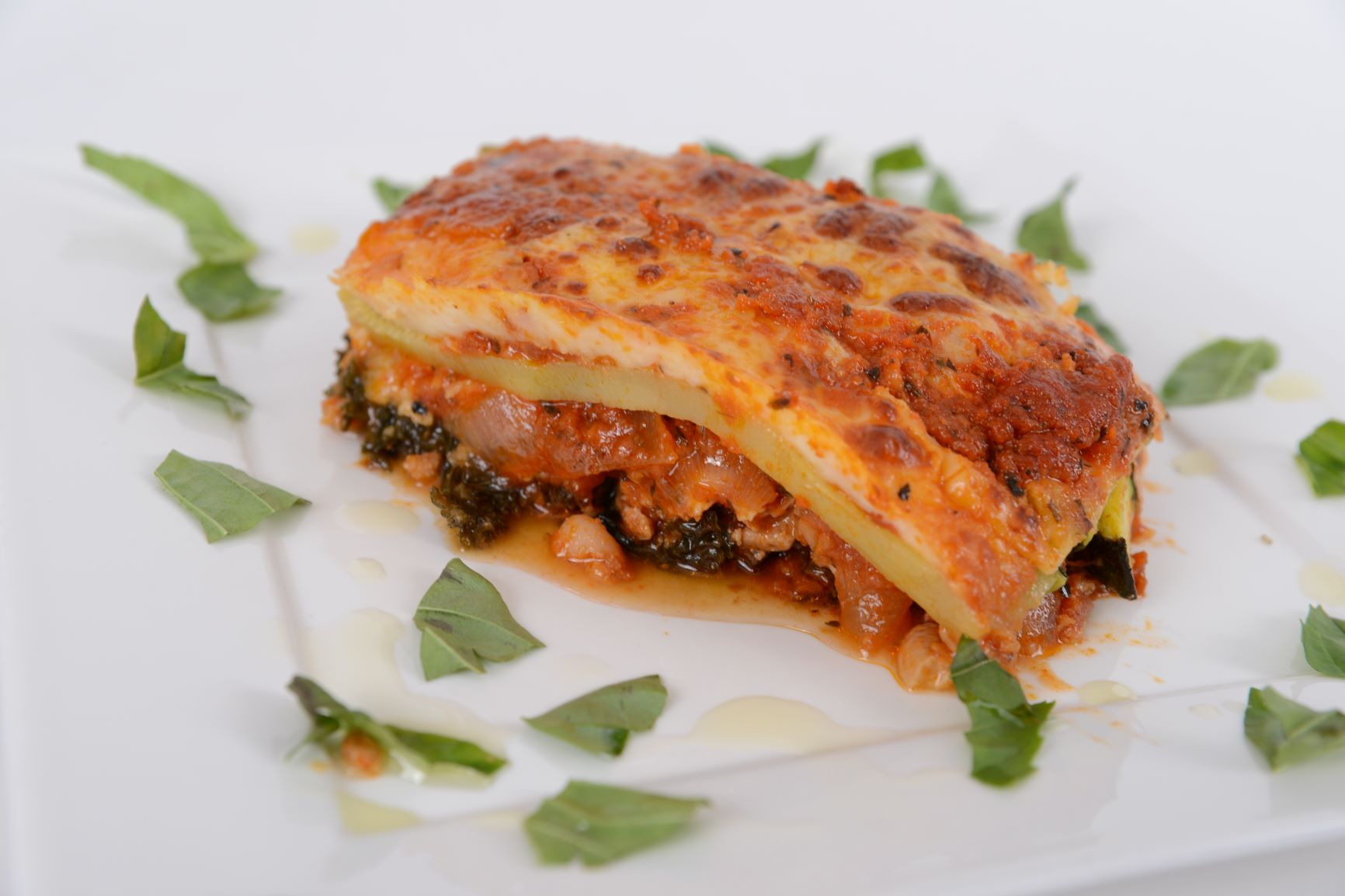 Turkey Moussaka w/ Zucchini & Eggplant (Monday 7/20 Delivery)