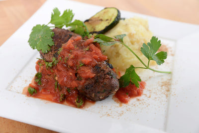 Grass Fed Lamb Kofta